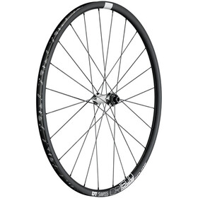 DT Swiss CR 1600 Spline 23 Front Wheel Disc CL 100/12mm Thru-Axle black